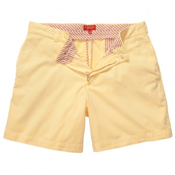 Club Short - Yellow